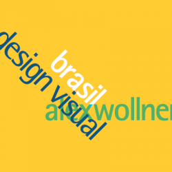 MOSTRA | ALEX WOLLNER BRASIL: DESIGN VISUAL