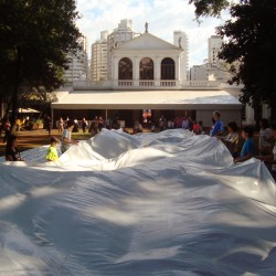 WORKSHOP | INFLATABLE ARCHITECTURE